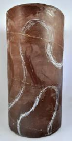 Harry Pollitt - creating Classic Moves glass sculpture in wax 1