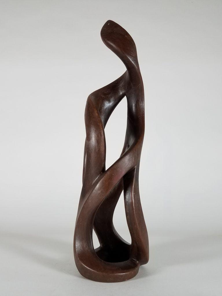 Harry Pollitt - creating Zest glass sculpture 1